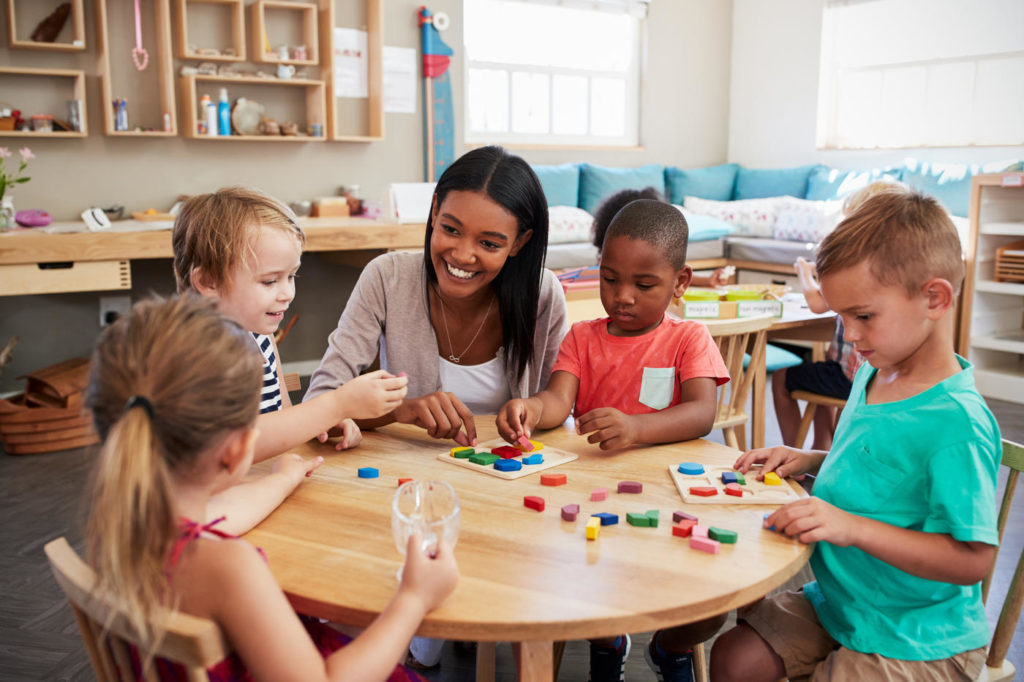 Welcome To The Start Of A Fulfilling Career Today - Preschool & Daycare Serving Albuquerque NM