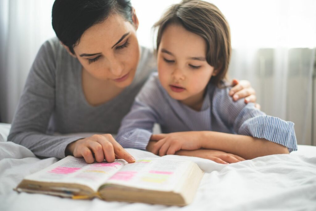 Bible Songs & Stories Provide A Moral Compass - Preschool & Daycare Serving Albuquerque NM
